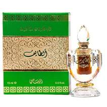 Al Taif for Men and Women (Unisex) CPO - Concentrated Perfume Oil (Attar) 15 ML (0.50 oz) I Oriental Perfumery   Blends Amber, Musk, Sandalwood & Taif Rose   Elegant bottle   by RASASI Perfumes