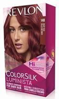 Revlon ColorSilk Luminista Haircolor, Deep Red
