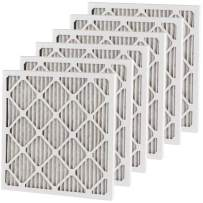 SpiroPure 11.5x21.5x1 MERV 8 Odor Reduction Air Filters - Made in USA (6 Pack)