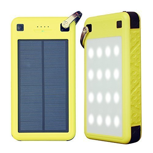 ZEROLEMON 26800mAh Survival Power Bank, SurvivalJuice USB C Solar Battery Charger Power Bank, Emergency Use for Snowstorm, Blizzard, Power Outage