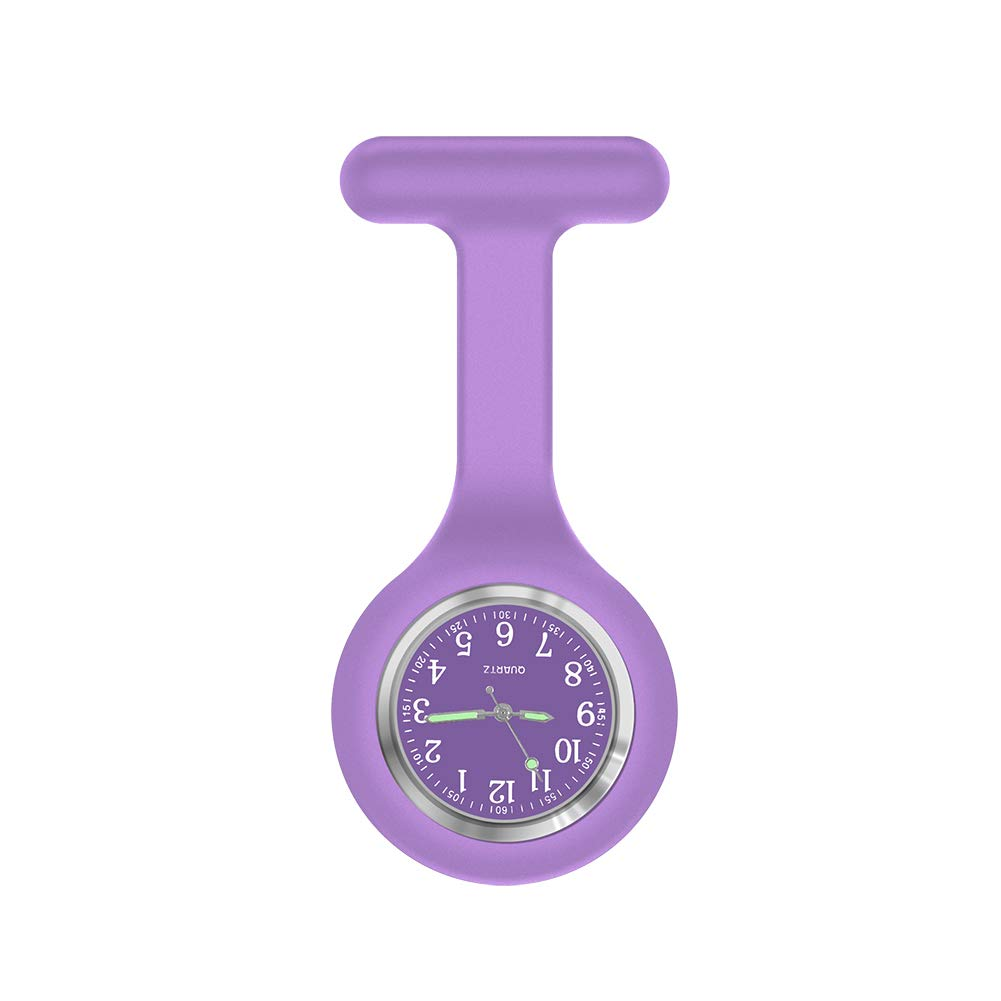 Nurse Watch,Nurse Watch Clip On,Nursing Watch,Clip Watches, Watch with Second Hand,Nurse Watch Nurse Gifts