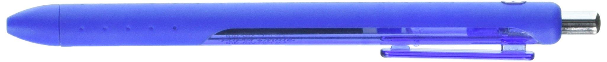 Paper Mate InkJoy Gel Pen, Medium Point, Dark Blue, 12 Count