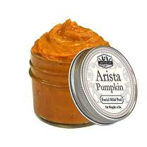 4 fl. Oz Arista Pumpkin Enzyme Mask - Exfoliating mask, Clarifying mask, Leaves Skin Brightened, Hydrated, Replenished and Renewed. Brightening face mask