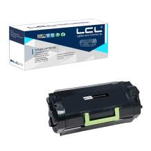 LCL Compatible Toner Cartridge Replacement for Lexmark 52D000G 52D1000 520G 520 521 MS810N MS810DN MS810DE MS810DTN MS811N MS811DTN MS812de MS812DN MS812DTN MS710dn (1-Pack Black)