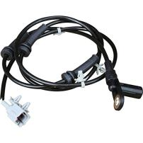 AIP Electronics ABS Anti-Lock Brake Wheel Speed Sensor Compatible Replacement For 2004-2007 Rear Right Passenger Oem Fit ABS143