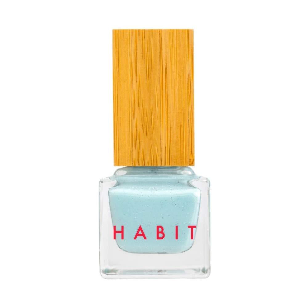 Habit Cosmetics Nail Polish - Aether - Powder Blue - Non Toxic