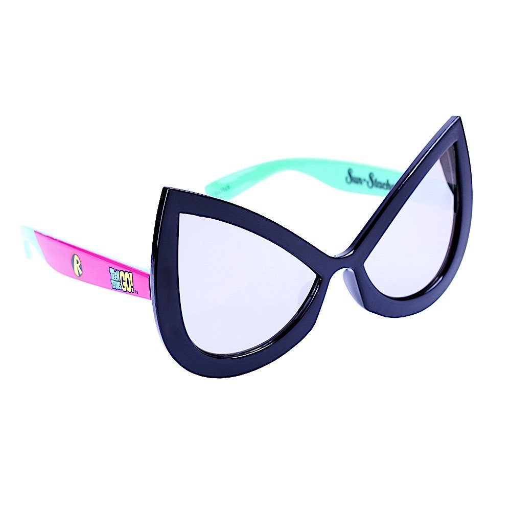 Costume Sunglasses JTeam Titans  Robin Sun-Staches Party Favors UV400
