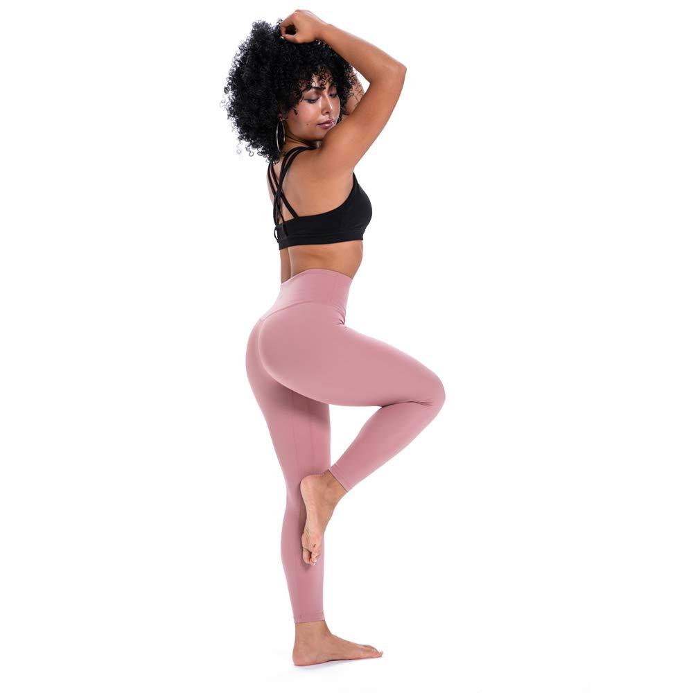 Kamots Beauty Sexy Flex Yoga Pants Dry-Fit Workout Leggings High Waisted Leggings for Women