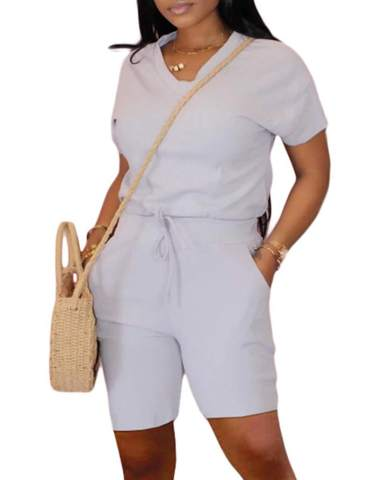 Ophestin Womens Stripe 2 Piece Outfits Long Sleeve Off Shoulder Top Shorts Set