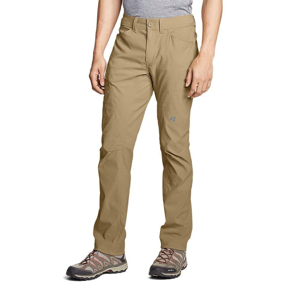 Eddie Bauer Men's Guide Pro Pants, Saddle Regular 36/34