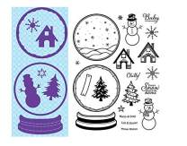 Paper Wishes – Clear Silicone Stamp and Cutting Dies Collection | Tools for Scrapbooking, Cardmaking, Gifts and All of Your DIY Crafting, Art and Creative Projects - Inspiration at Your Fingertips