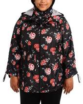 Details Women's Plus Size Packable Anorak