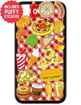 Wildflower Limited Edition Cases for iPhone X and XS (Pizzeria, Stickers Included)