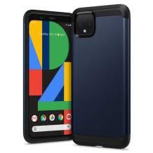 Caseology Legion for Google Pixel 4 XL Case (2019) - Midnight Blue