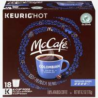 McCafe Colombian Roast Keurig K Cup Coffee Pods (18 Count)