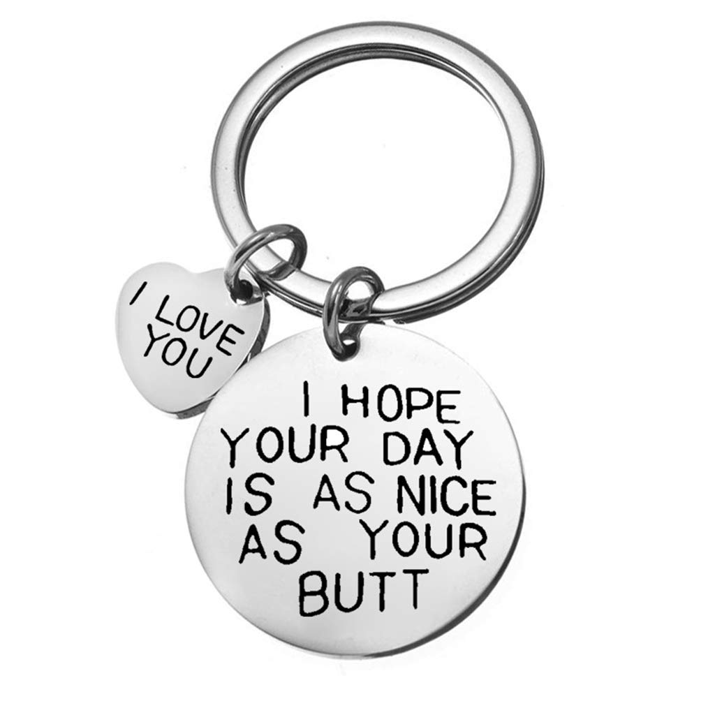 Valentines Gifts for Women Wife Girlfriend Birthday Gifts I Love You Keychains