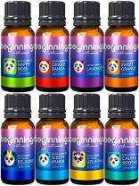 ArtNaturals Baby & Mama Pure Kids Essential Oils Set (.33 Oz / 10ml) 8 Natural Therapeutic Grade Baby Safe Oil Blends Kit - Gentle for Boys, Girls of all Age, Sleep Calming, for Aromatherapy Diffuser