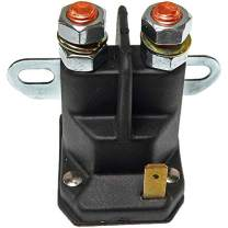 DB Electrical SSE6017 Remote Starter Solenoid Relay For Small Engine /6699-117/1134-2946-01/12 Volt, 3 Terminal