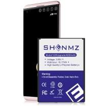 SHENMZ V20 Battery BL-44E1F 4200mAh Replacement Battery for LG V20 H910 H918 LS997 US996 VS995 Cell Phone   LG V20 Spare Battery