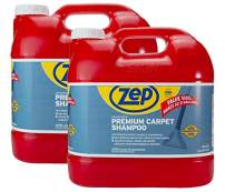 New! Zep Premium Carpet Shampoo 2.5 Gallon ZUPXC320 (Case of 2) Concentrated Formula