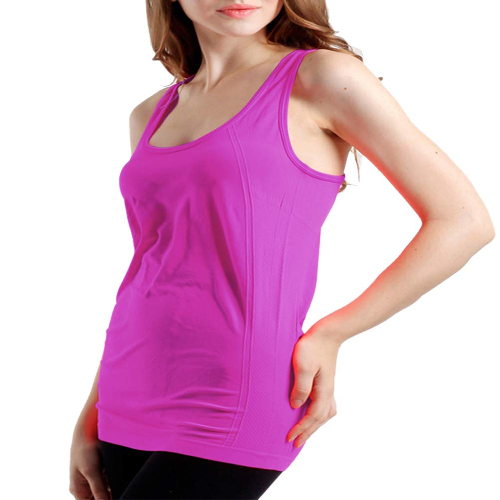 BollyQueena Home Sports Yoga Tank Womens Workout Top
