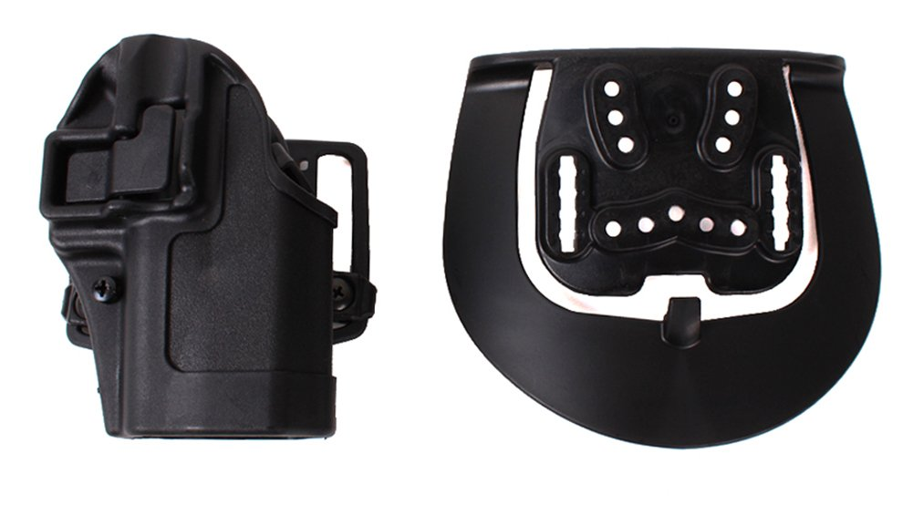 BLACKHAWK! CQC SERPA Holster, Right Hand