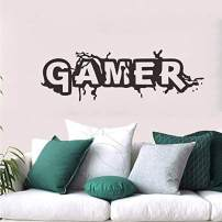 INSLOMSA Gamer Room Accessories and Decor Kids Wall Decals Video Game Decals for Boys