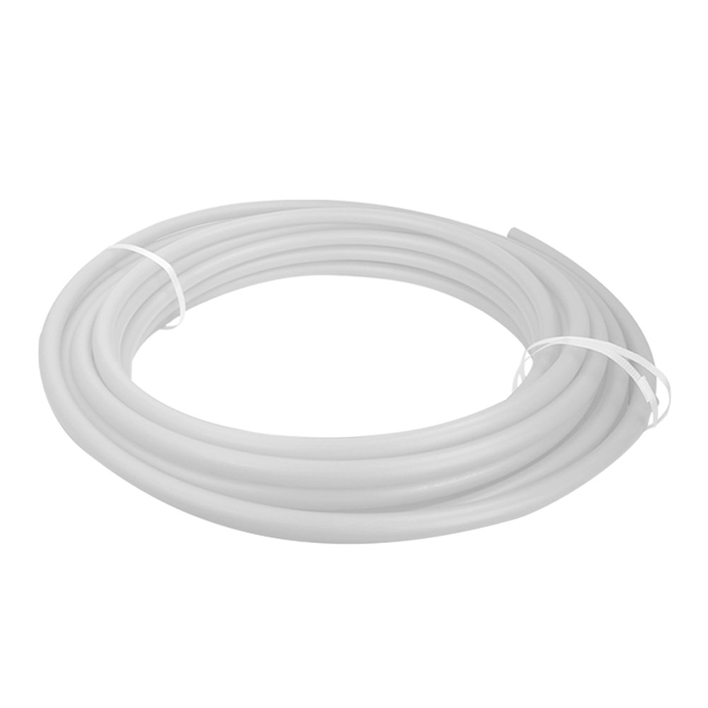 Supply Giant QGX-X34100 PEX Tubing for Potable Water, Non-Barrier Pipe 3/4 in. x 100 Feet, White, 3/4 Inch