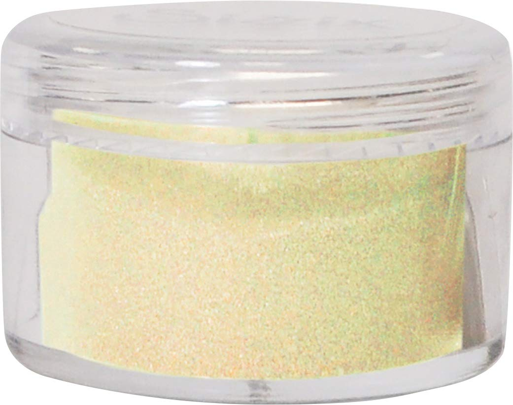 Sizzix Making Essential Opaque Limoncello 12g Embossing Powder