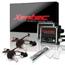 Xentec H13 (9008) Hi/Lo 12000K HID xenon bulb x 1 pair bundle with 2 x 35W Digital Ballast (Blue Violet, high beam halogen)