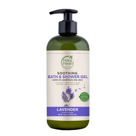 Petal Fresh Pure Soothing (Lavender) Bath & Shower Gel