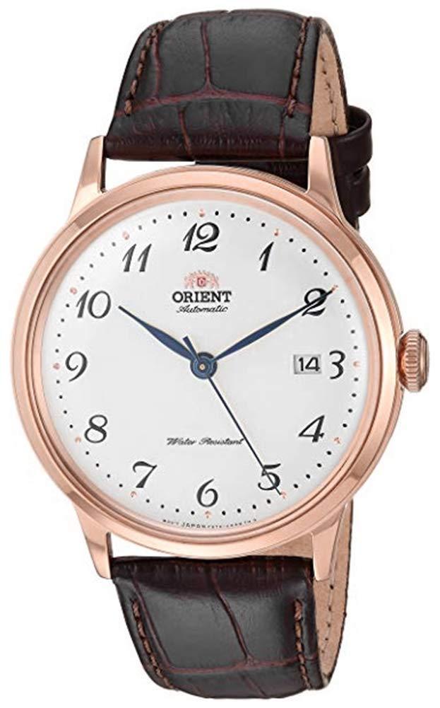 "Orient Men's  ""Bambino Version 5"" Japanese Automatic/Hand Winding Watch"