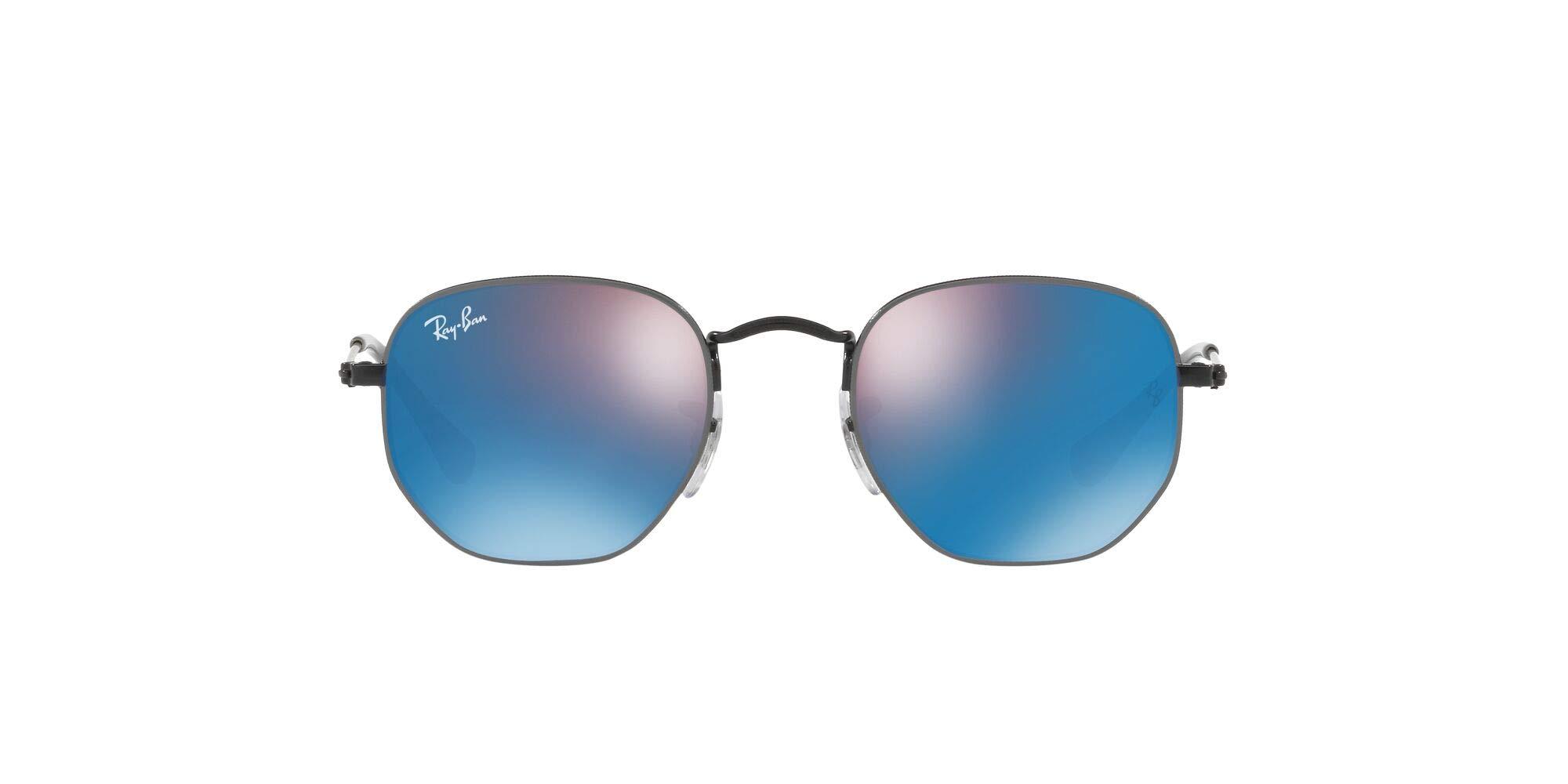 Ray-Ban Kids' Rj9541sn Hexagonal Sunglasses Square