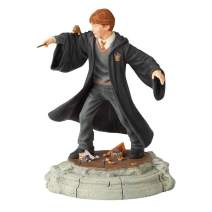 "Enesco Wizarding World of Harry Potter Ron Weasley Year One Figurine, 7.5"", Multicolor"