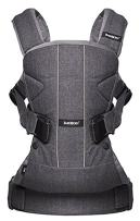 BABYBJORN Baby Carrier One - Denim Gray, Cotton