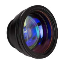 Cloudray F-Theta Scan Lens Field 110x110mm FL 160mm for 1064nm Galvo System