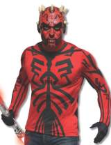 Star Wars Deluxe Darth Maul Costume Kit
