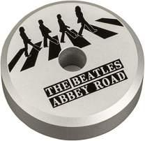 Crosley CR9100A-AR Aluminum 45 Adapter, The Beatles Abbey Road