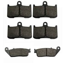 Volar Front & Rear Brake Pads for 2008-2012 Victory Kingpin / 8 Ball