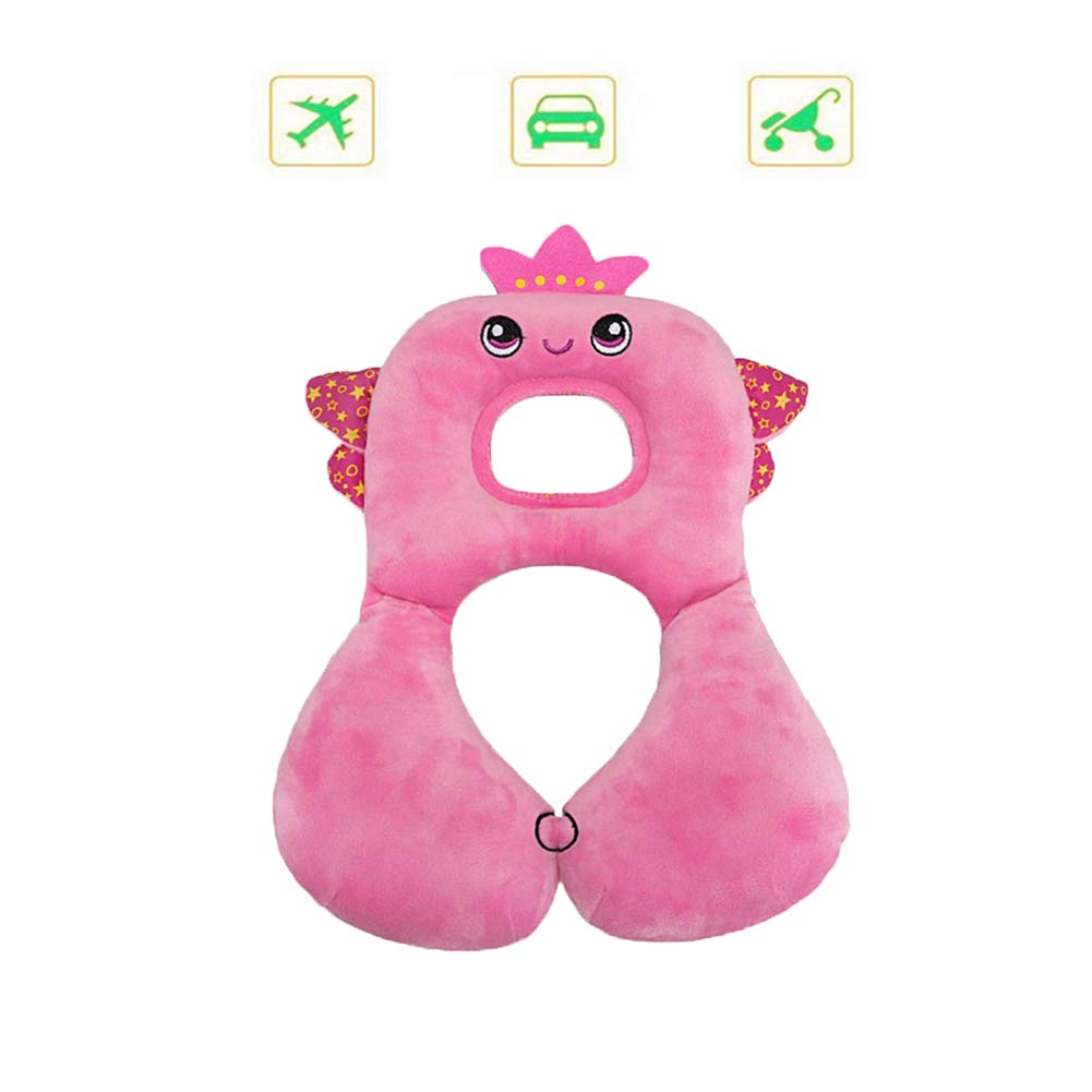 Baby Travel Pillow, Newborn Baby Travel Pillow-Baby Neck Support Pillow for Toddler Car Seat to Protect Baby's Head Baby Care