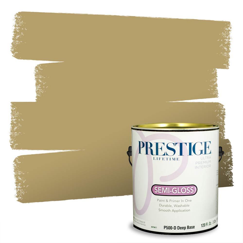Prestige, Greens and Aquas 1 of 9, Interior Paint and Primer In One, 1-Gallon, Semi-Gloss, Appalachia