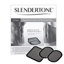 Slendertone Abs Gel Pads (1 Set) (0706-9607)