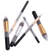 Dreamlover 120 Pack Makeup Brush Protector, Cosmetic Makeup Brush Pen Guard Mesh Net Cover Set