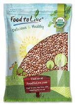Organic Pinto Beans, 3 Pounds - Non-GMO, Kosher, Bulk