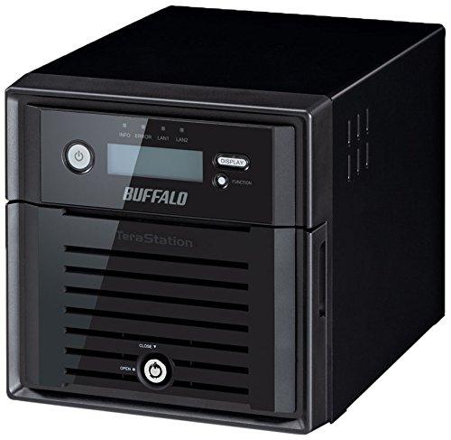 Buffalo TeraStation 5200 2-Drive 2 TB Desktop NAS for Small/Medium Business SMB (TS5200DN0202)