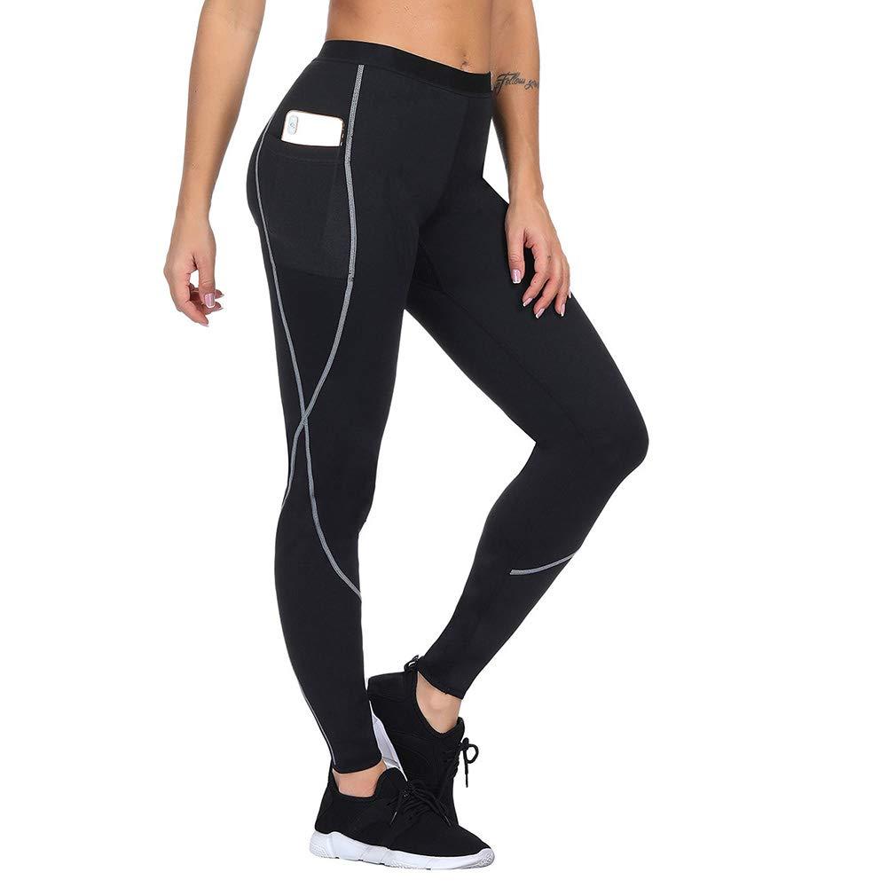 FeelinGirl Neoprene Body Shaper Waist Trainer Tummy Fat Burner Sweat Tank Top Weight Loss Shapewear