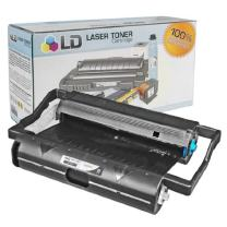 LD Compatible Fax Cartridge with Roll Replacement for Brother PC201