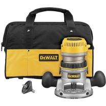 DEWALT DW616K 1-3/4 HP Fixed Base Router Kit