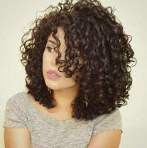 Hetto Hair Wig Bob for Black Women 130% Density Wigs Full Head Human Hair Wigs Real Hair 10 Inch Lace Front Wig with Baby Hair #2 Darkest Brown Kinkys Curly