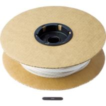 "Panduit T25F-C Spiral Wrap, 0.25"" OD, Polyethylene, Natural (100-Foot)"